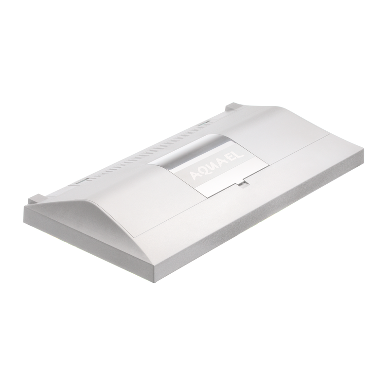 Aquael Abdeckung Leddy RE 40 in weiß (40x25cm)