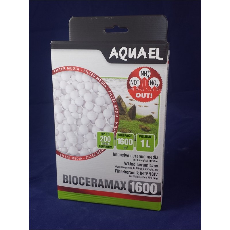 Aquael BioCeraMAX UltraPro 1600 / 1000 ml