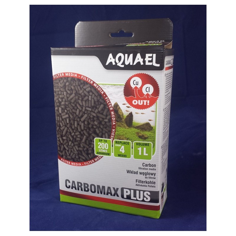 Aquael CarboMax / 1000 ml