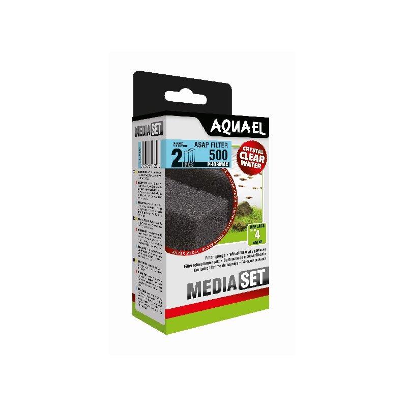 Aquael Media Set ASAP 500 Phosmax