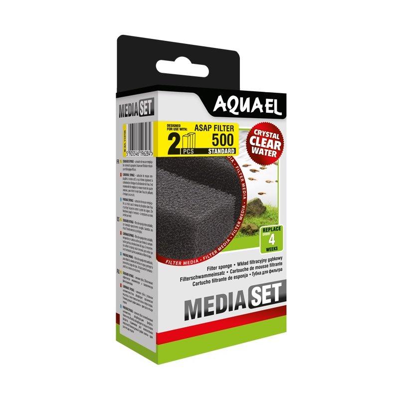 Aquael Media Set ASAP 500 Standard