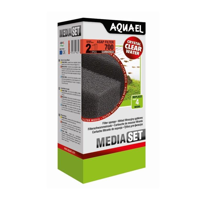 Aquael Media Set ASAP 700 Carbomax