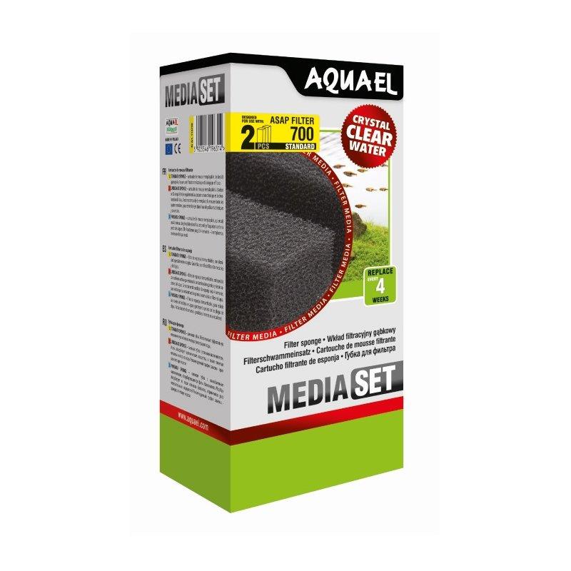 Aquael Media Set ASAP 700 Standard