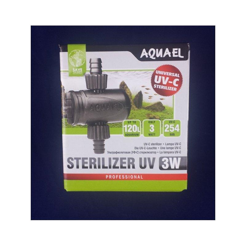 Aquael Sterilizer AS-3 W UVC Sterilisator