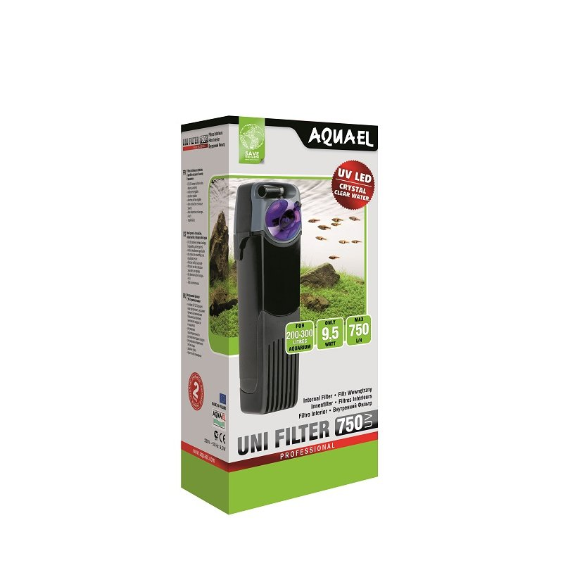 Aquael Unifilter 750 UV