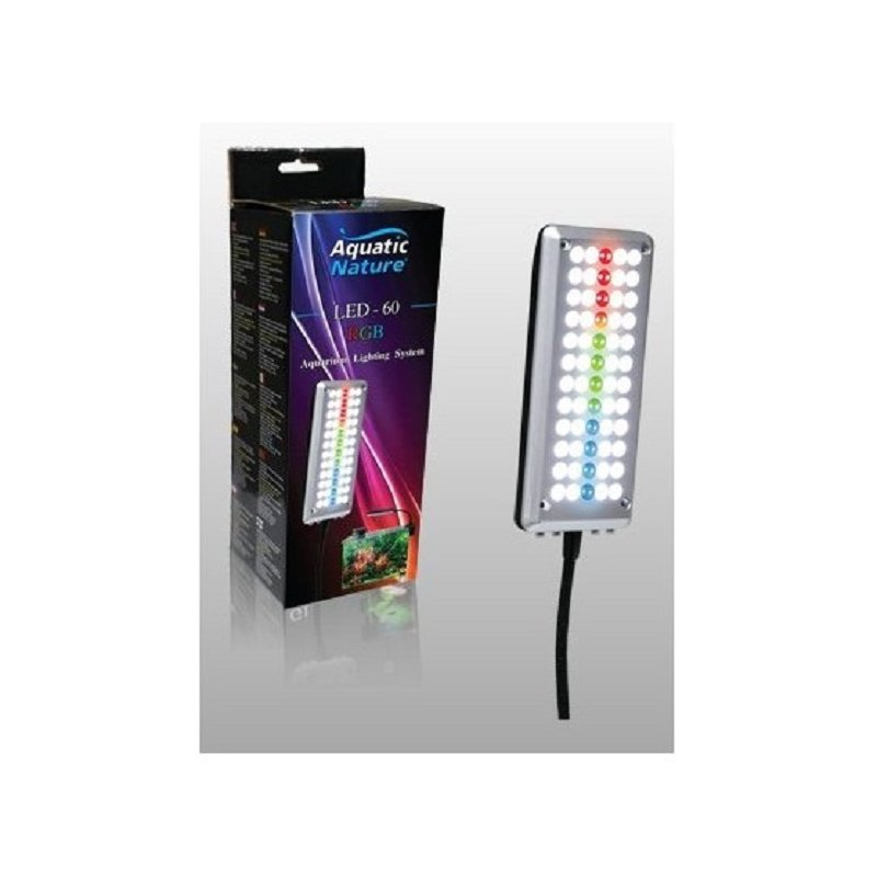 Aquatic Nature LED 60 RGB - Black