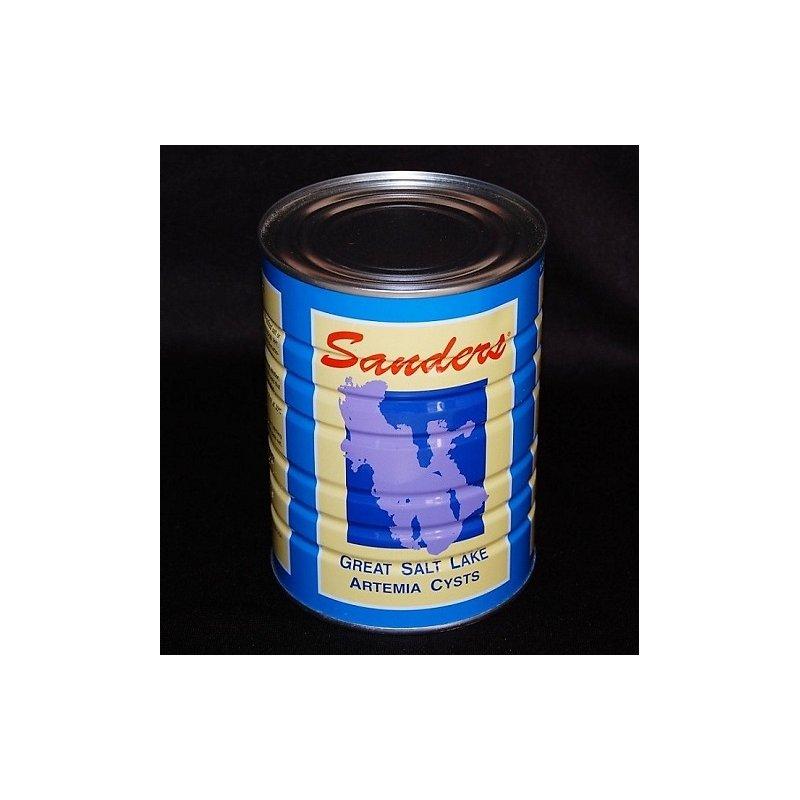 Artemia Sanders Premium Great Salt Lake 90 % - 425g