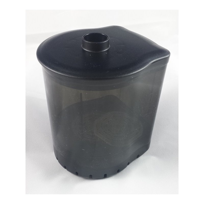 Filterbehälter Media Chamber für Turbo Filter 1000 / 1500 / 2000