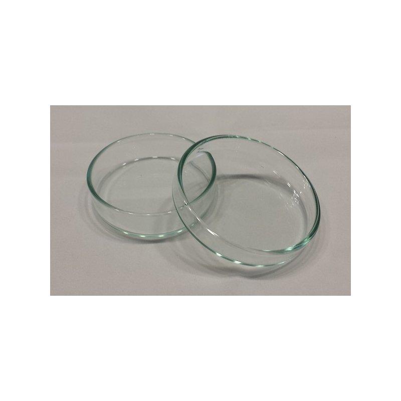 Futterschalen aus Glas 2er Packung