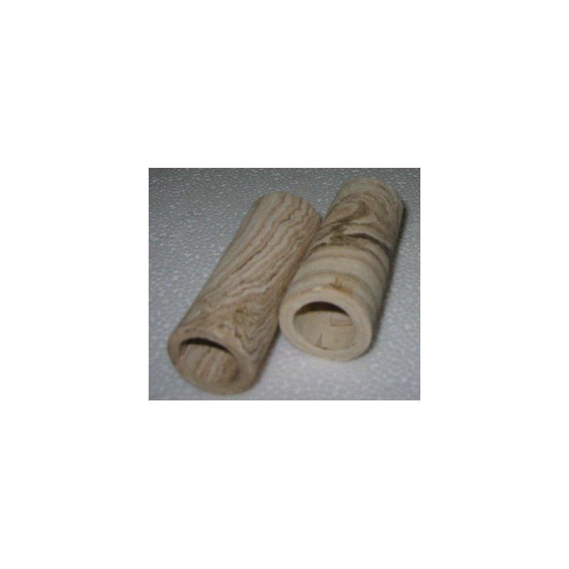 Garnelen / Krebsröhre ca. 6 cm bunt / Restbestand