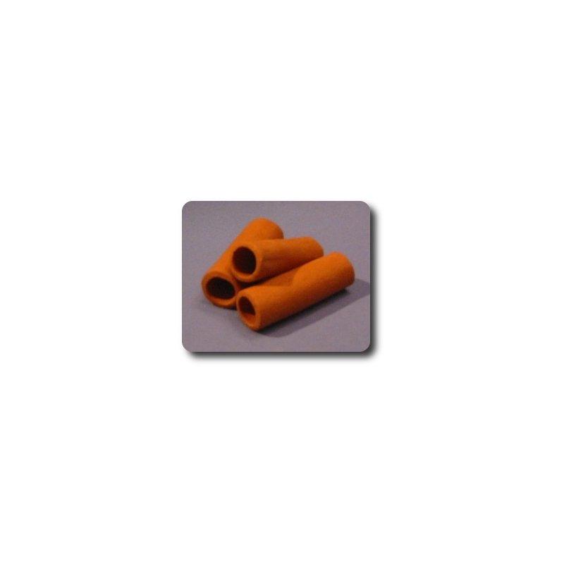 Garnelen / Krebsröhre ca. 7 cm terra