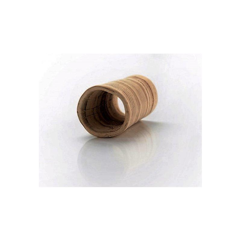 Garnelen- Krebsröhre hell ca. 78x26mm