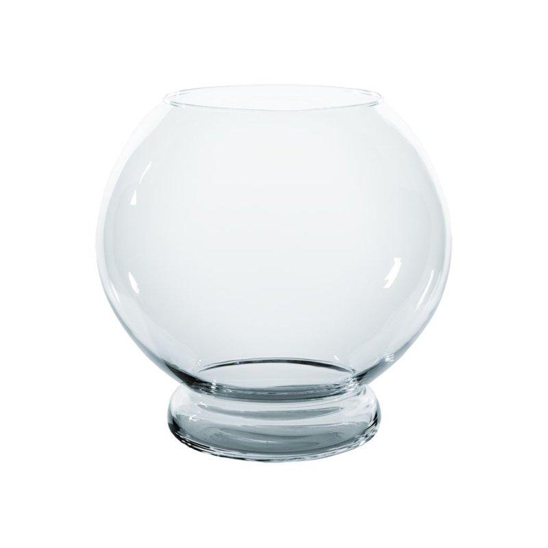 Kugelaquarium mit Glasfuß 13,0 Liter