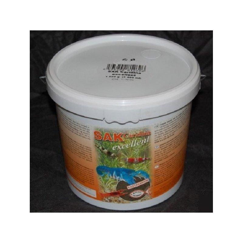 SAK Caridina eccellent 3400 ml