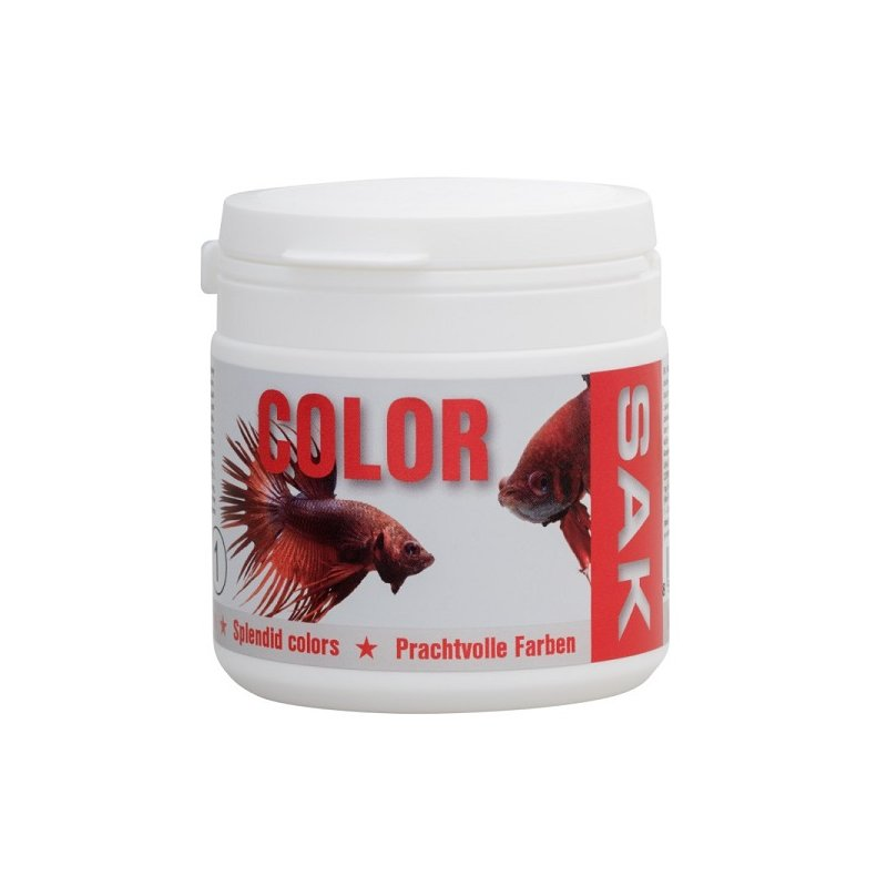 SAK Color Flockenfutter - 150 ml