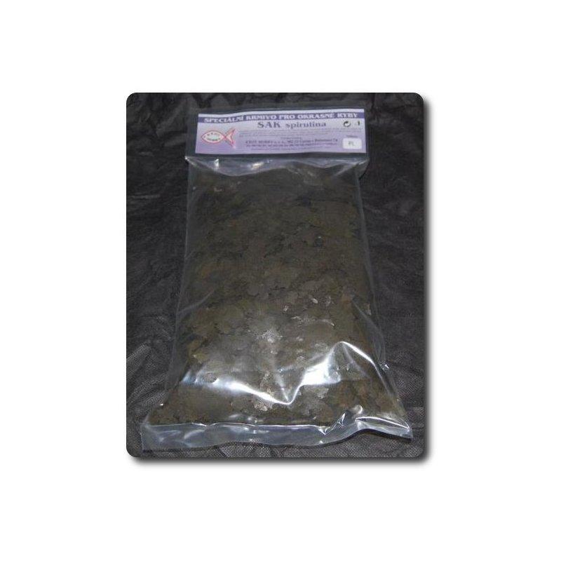 SAK Spirulina 30% Flockenfutter 2750 ml