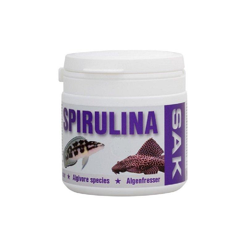 SAK Spirulina Flockenfutter - 150 ml