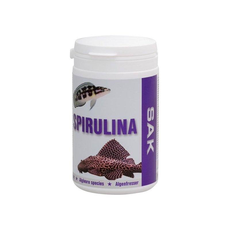 SAK Spirulina Flockenfutter - 300 ml