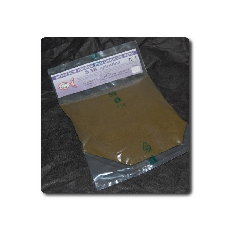 SAK Spirulina Granulat Gr. 1 - 1125 ml