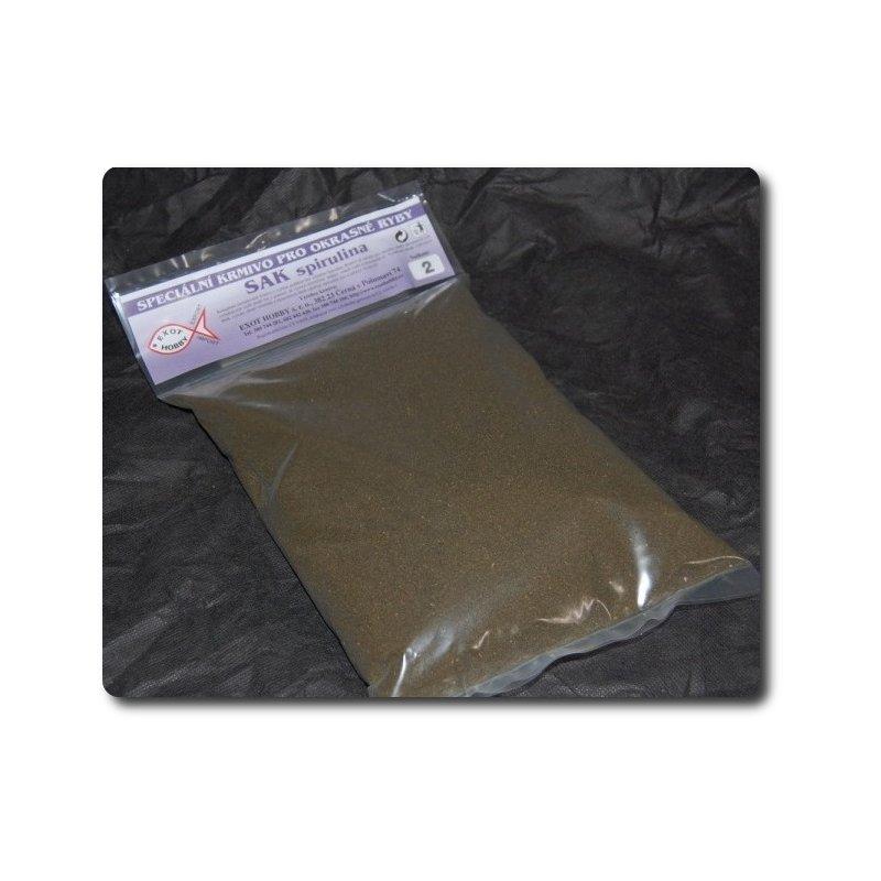 SAK Spirulina Granulat Größe 1 - 2250 ml