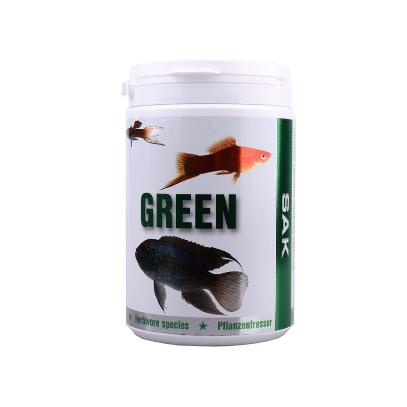 SAK green Flockenfutter 1000 ml