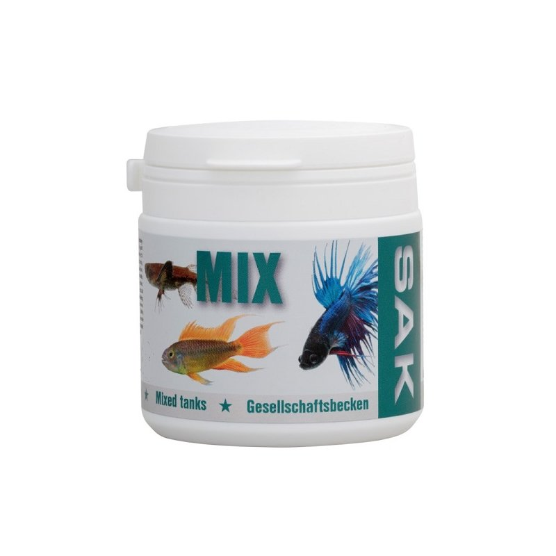 SAK mix Granulat Gr. 0 - 150 ml