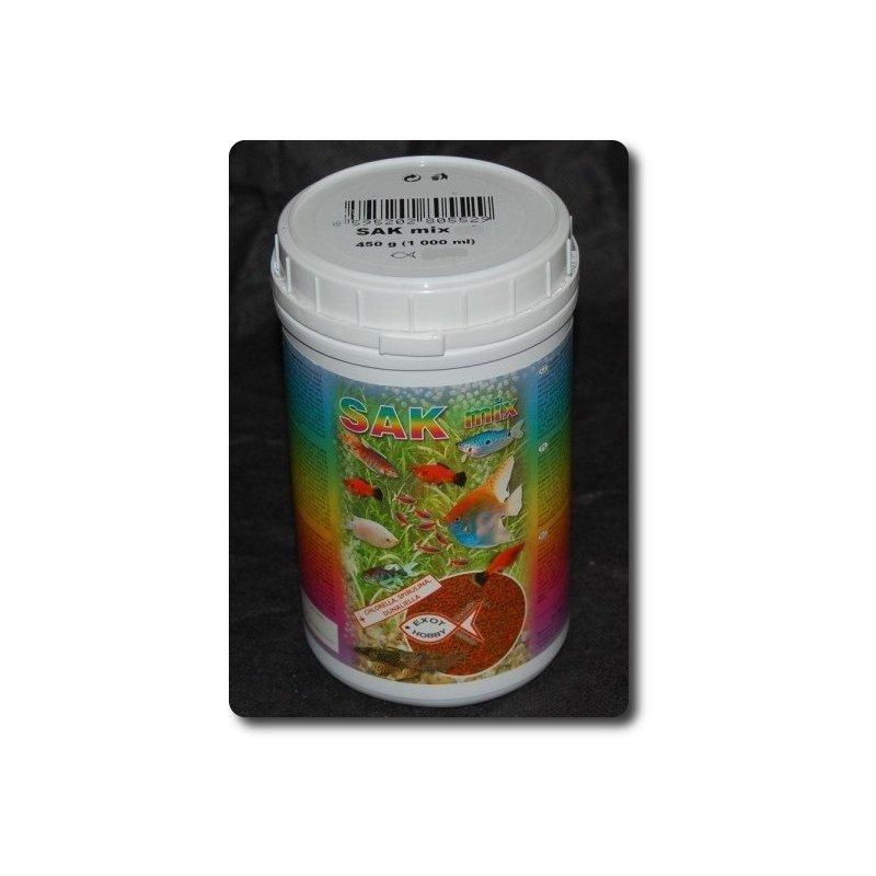 SAK mix Granulat Größe 2 - 1000 ml