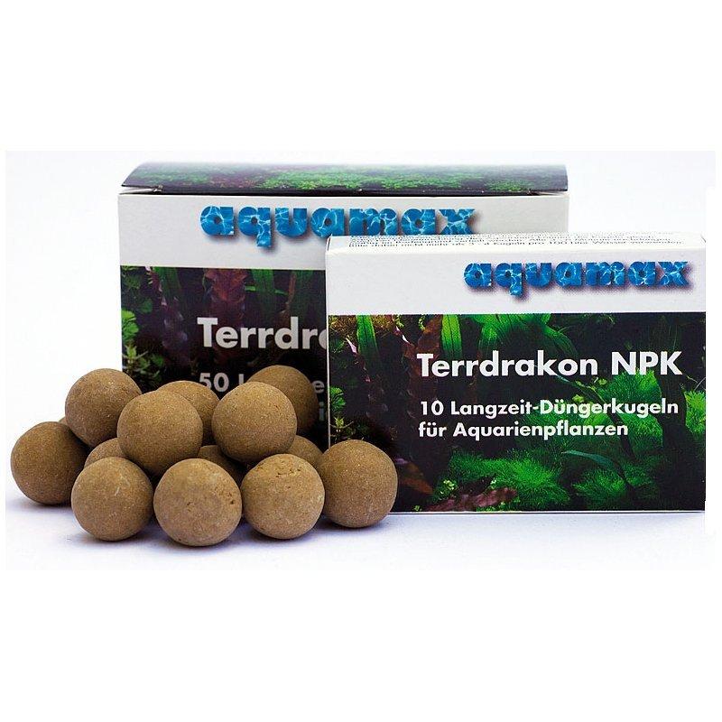 aquamax Terrdrakon NPK Düngerkugeln 50 Stück