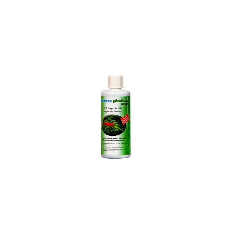 aquamax plantego nano Volldünger 100 ml