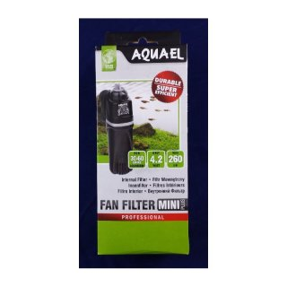 Aquael Innenfilter FAN mini plus 260 l/h