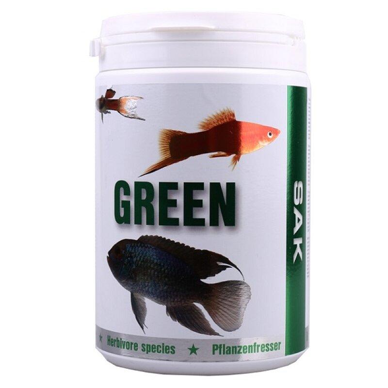 SAK green Granulat Größe 2 - 1000 ml