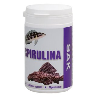 SAK Spirulina Tabletten - 300 ml