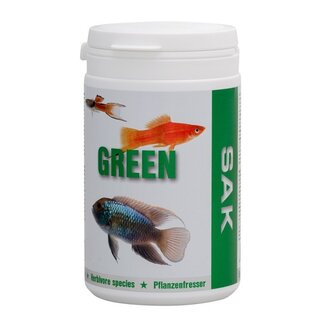 SAK green Flockenfutter - 300 ml
