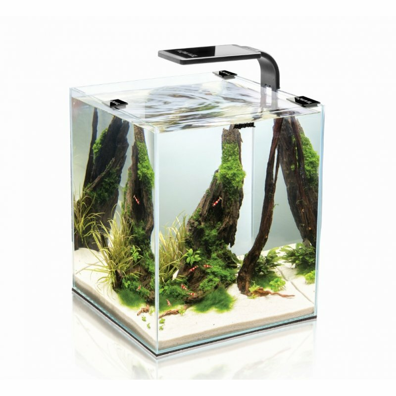 Aquael Shrimp Set SMART 2 - 10 l - schwarz