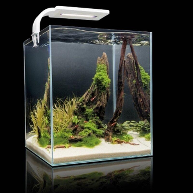 Aquael Shrimp Set SMART 2 - 10 l - weiß