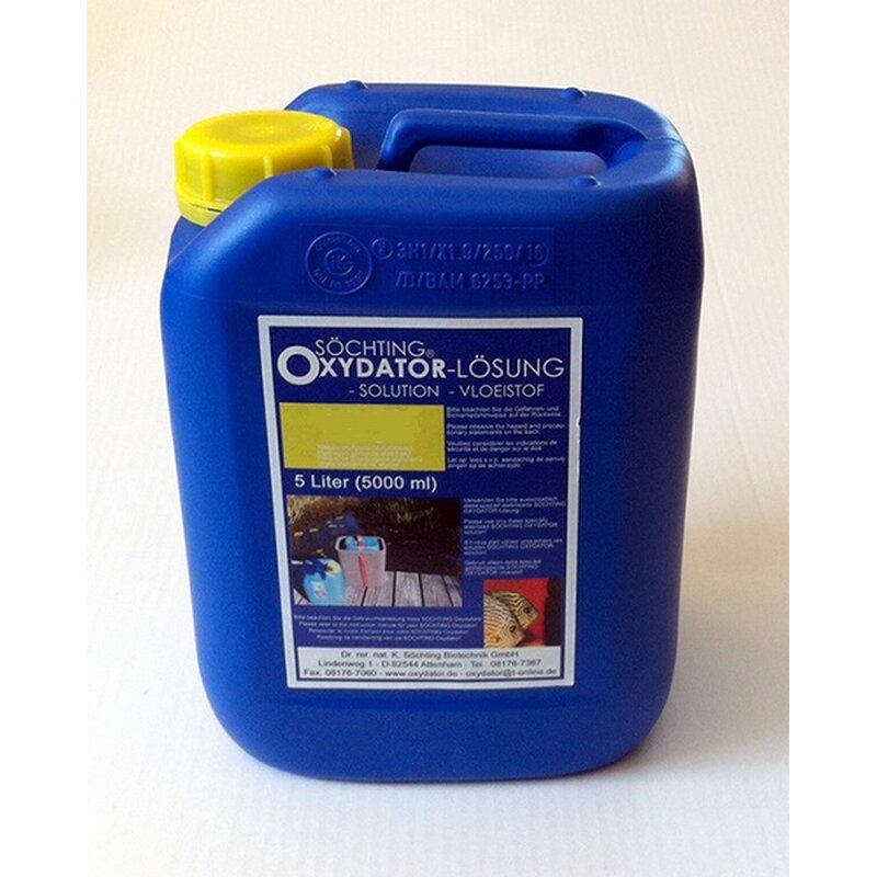 Söchting Oxydatorlösung 3% - 5 Liter