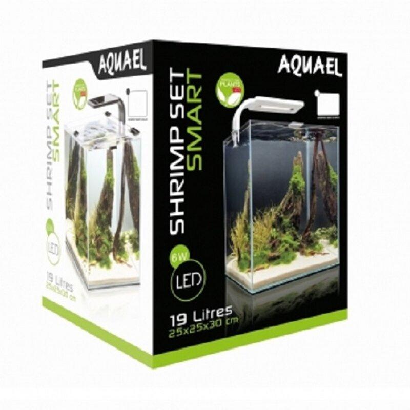 Aquael Shrimp Set SMART 2 - 30 weiß