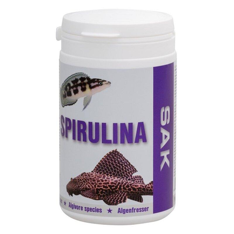 SAK spirulina Granulat Größe 4 - 1000 ml